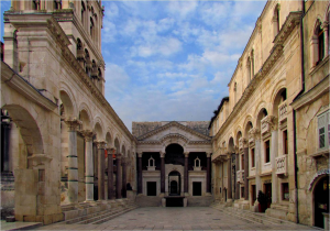 AIA Lecture:  Diocletian's Palace:  Design and Construction @ Karpeles Manuscript Library